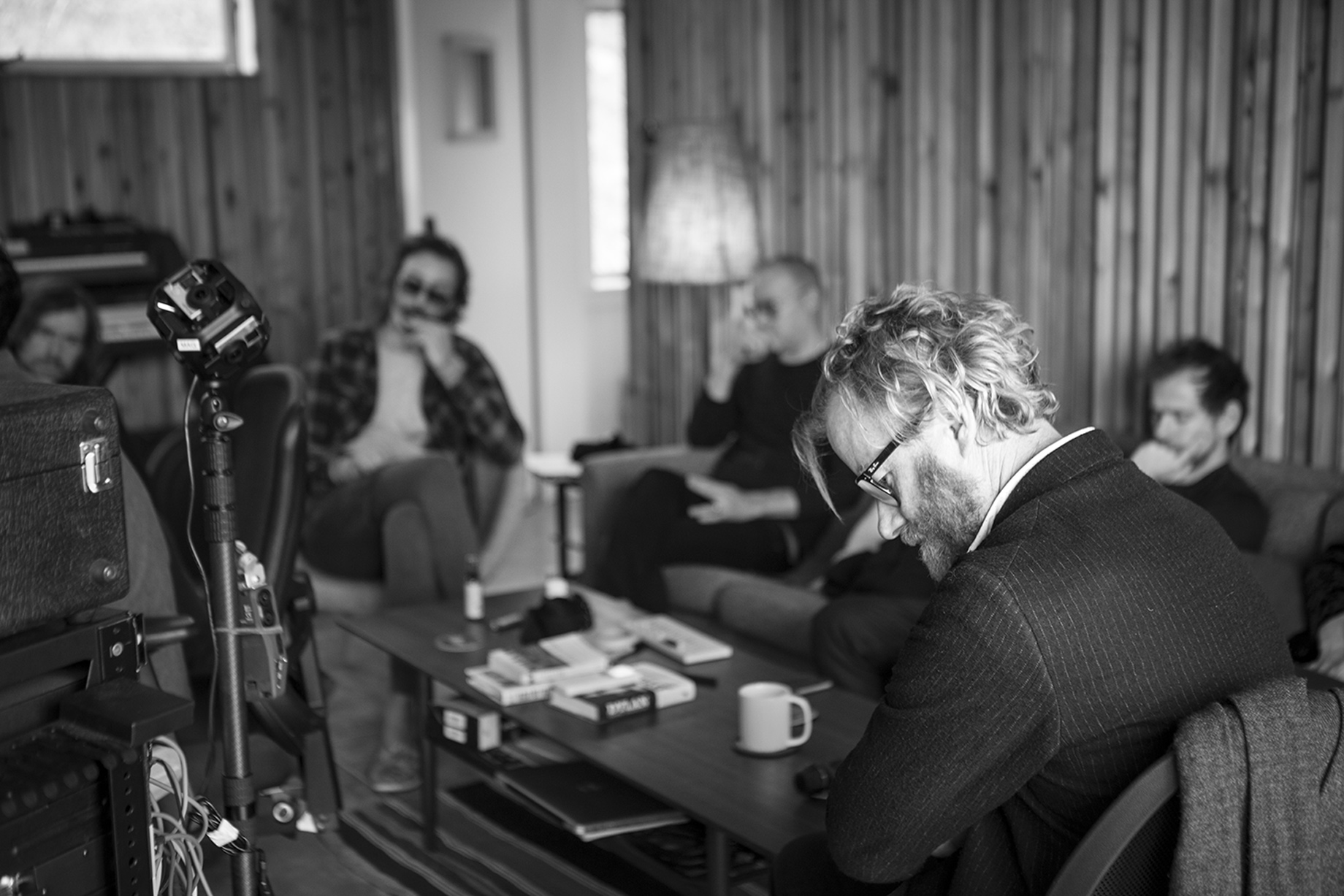 The National, Studio 2017