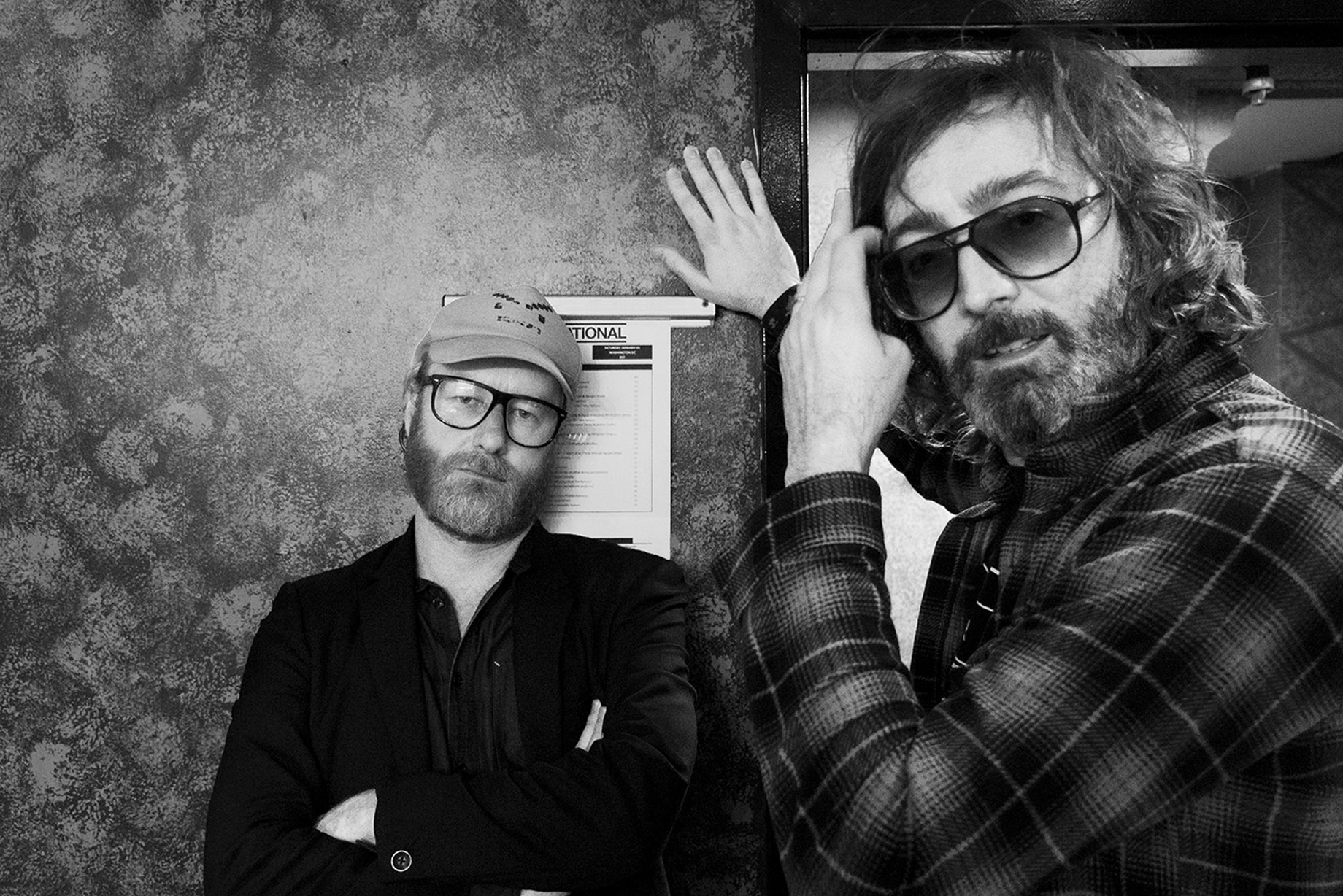 Matt Berninger & Bryan Devendorf 2017