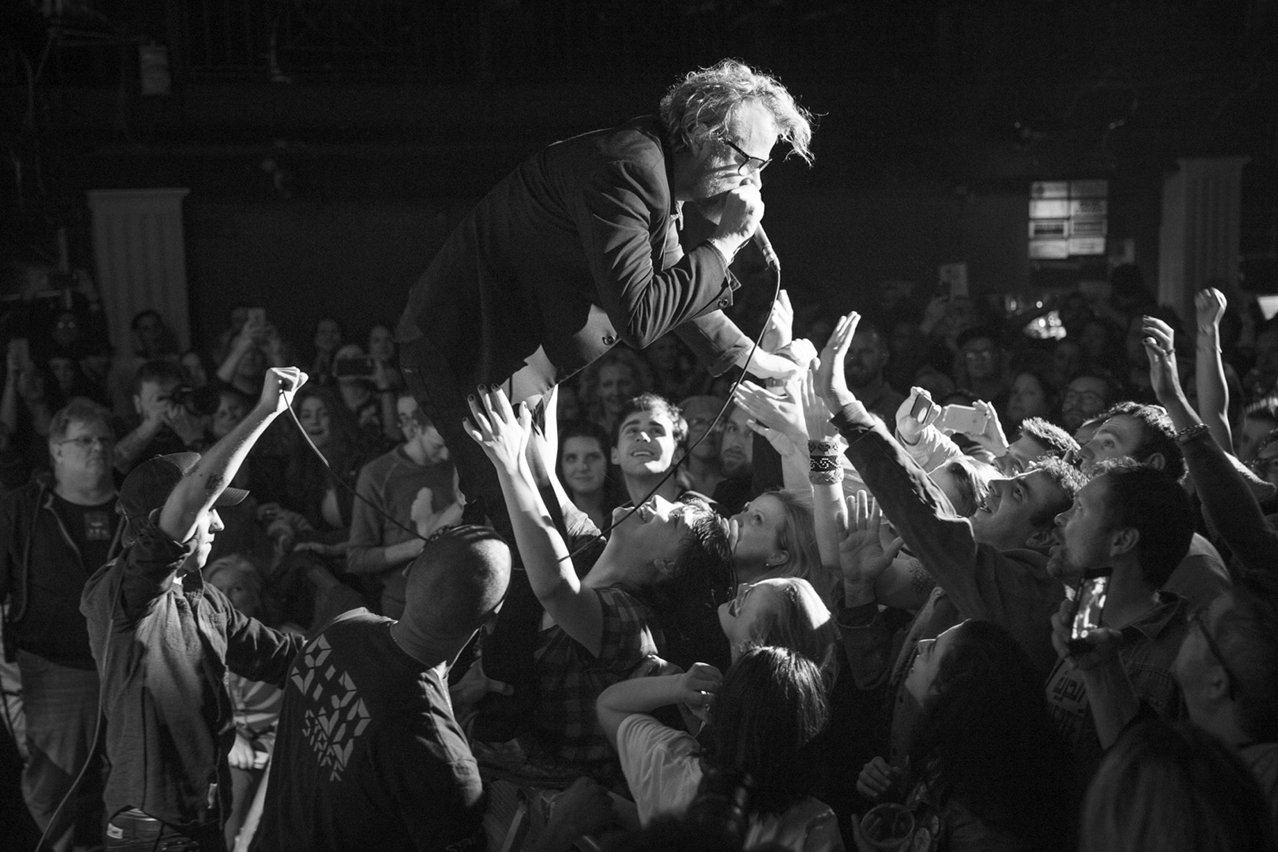 Matt Berninger, The National 2017