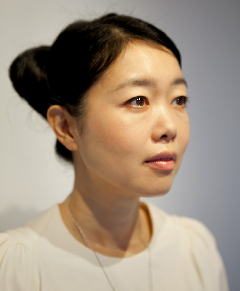 Mariko Mori, New York City, 2014