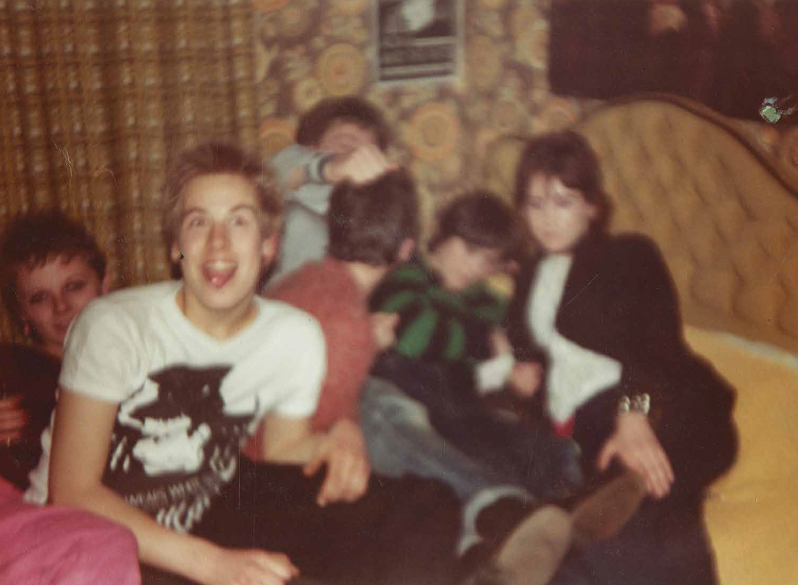 All The Young Punks - Graham MacIndoe