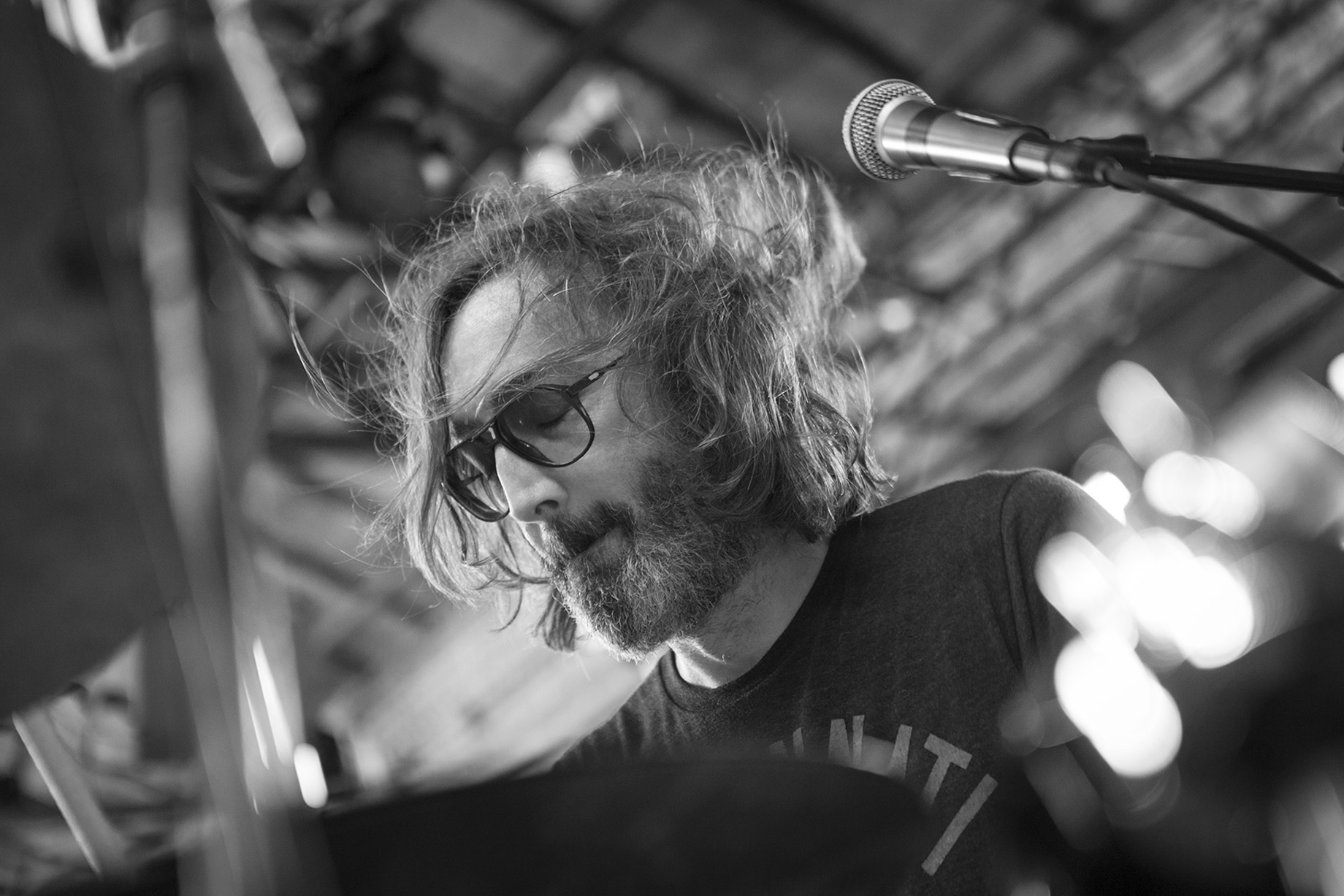 Bryan Devendorf, The National,  Basilica, Hudson 2017