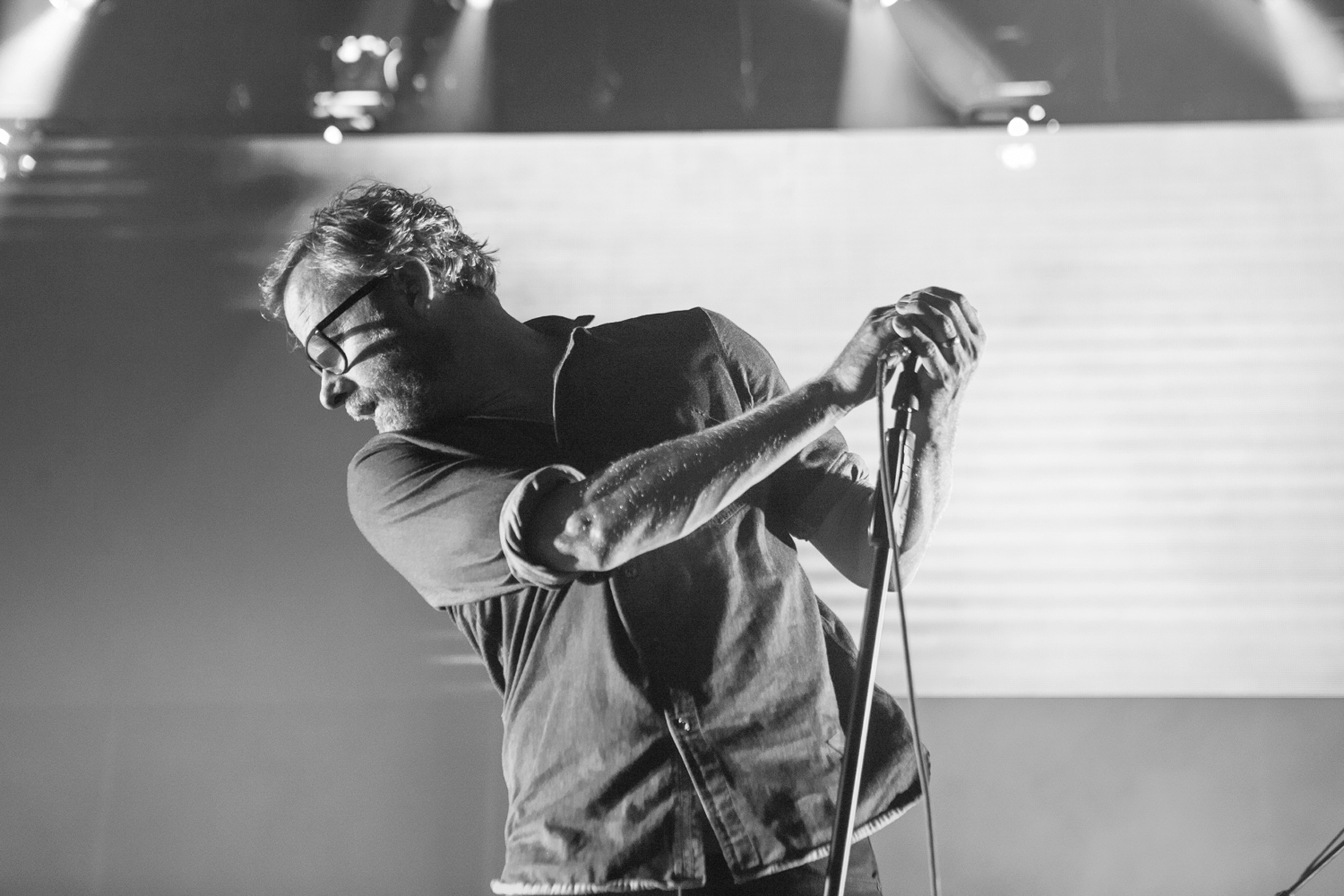 Matt Berninger, The National, Edinburgh, 2017