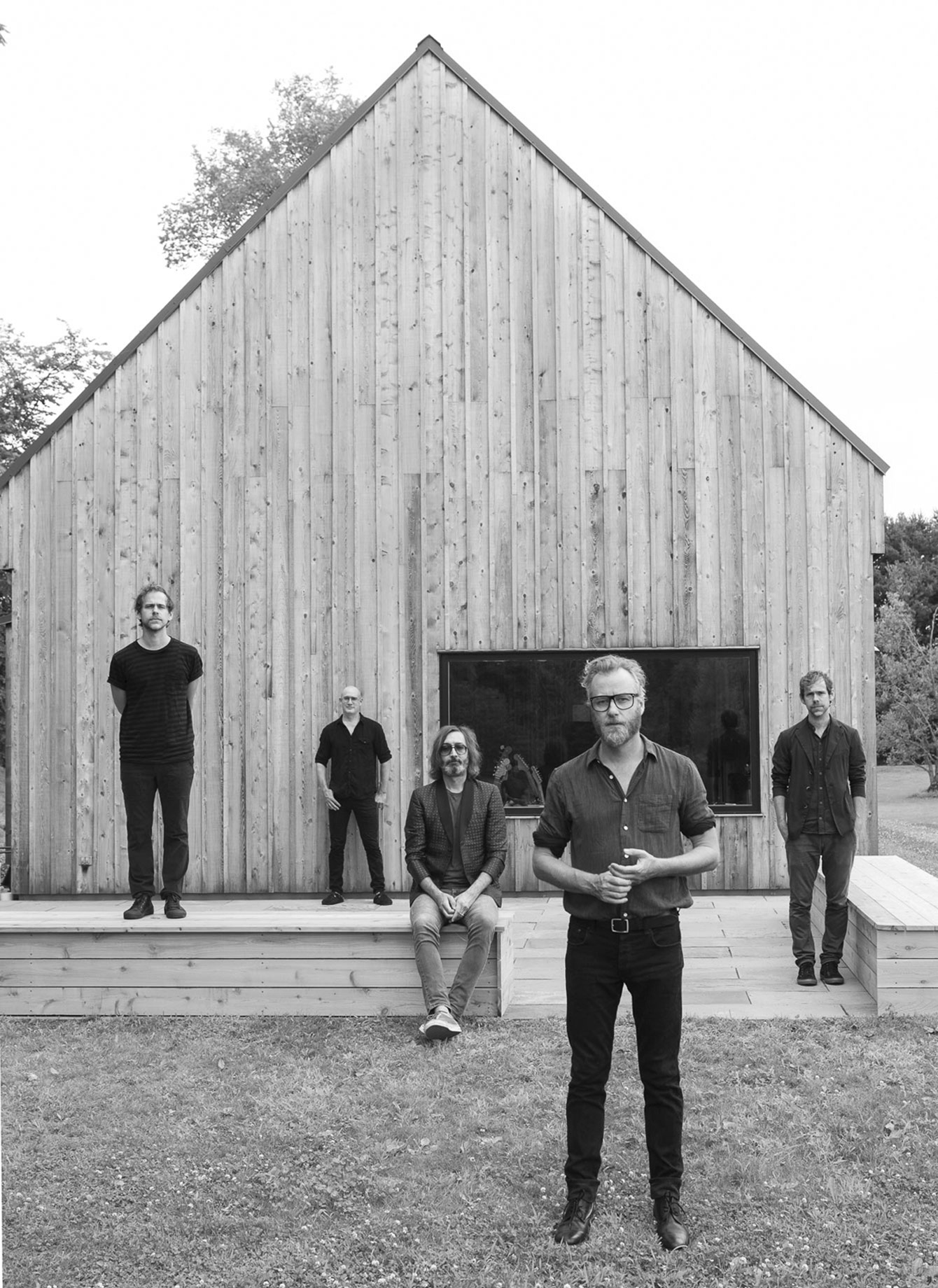 The National, Long Pond Studios, 2017