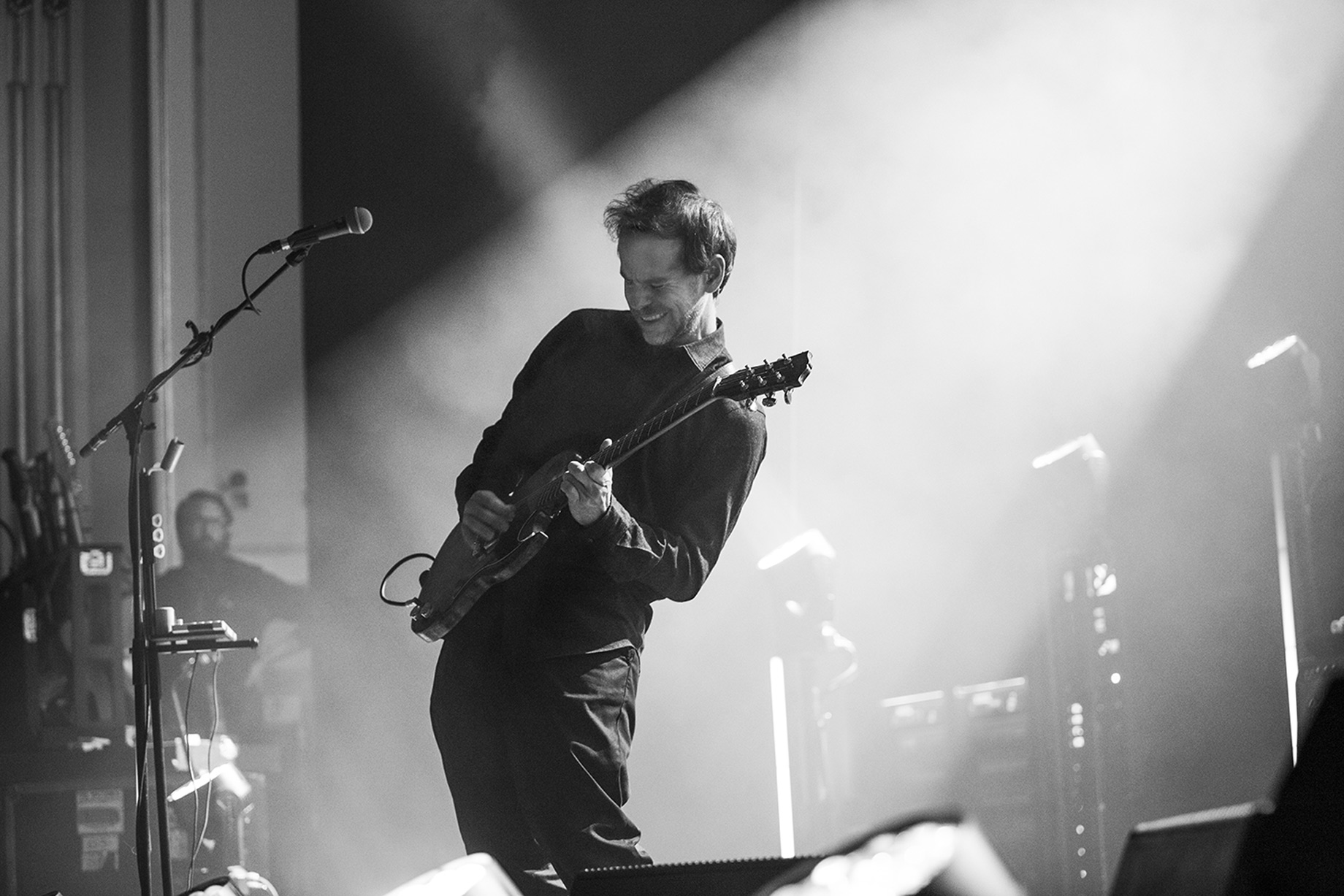 Bryce Dessner, The National, Usher Hall, Edinburgh, 2017