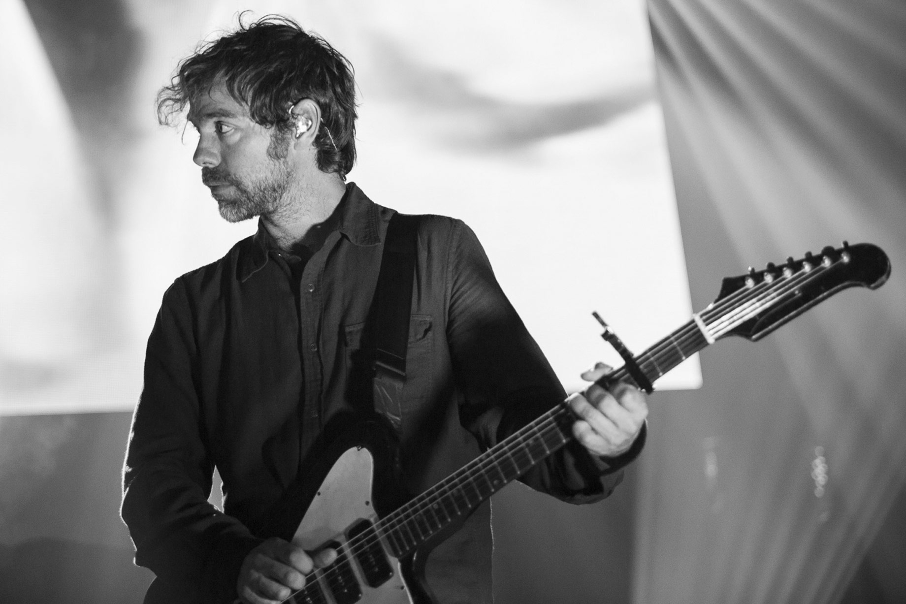 Aaron Dessner, The National, 2017
