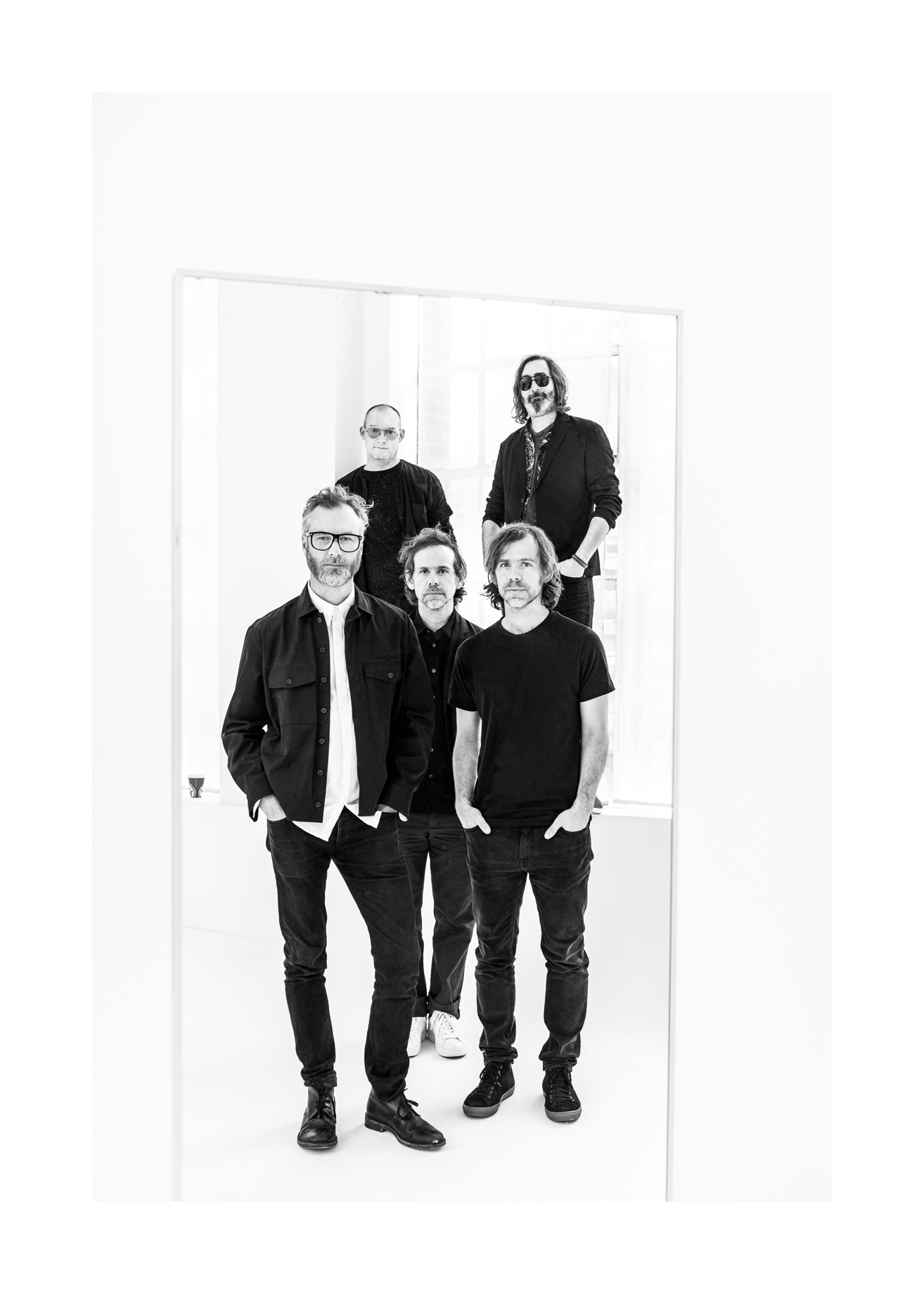 The National by Graham MacIndoe