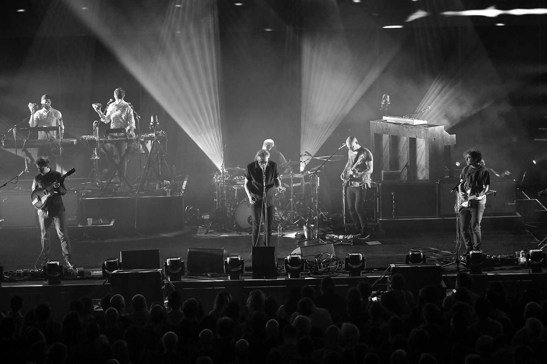 The National, Edinburgh, 2017