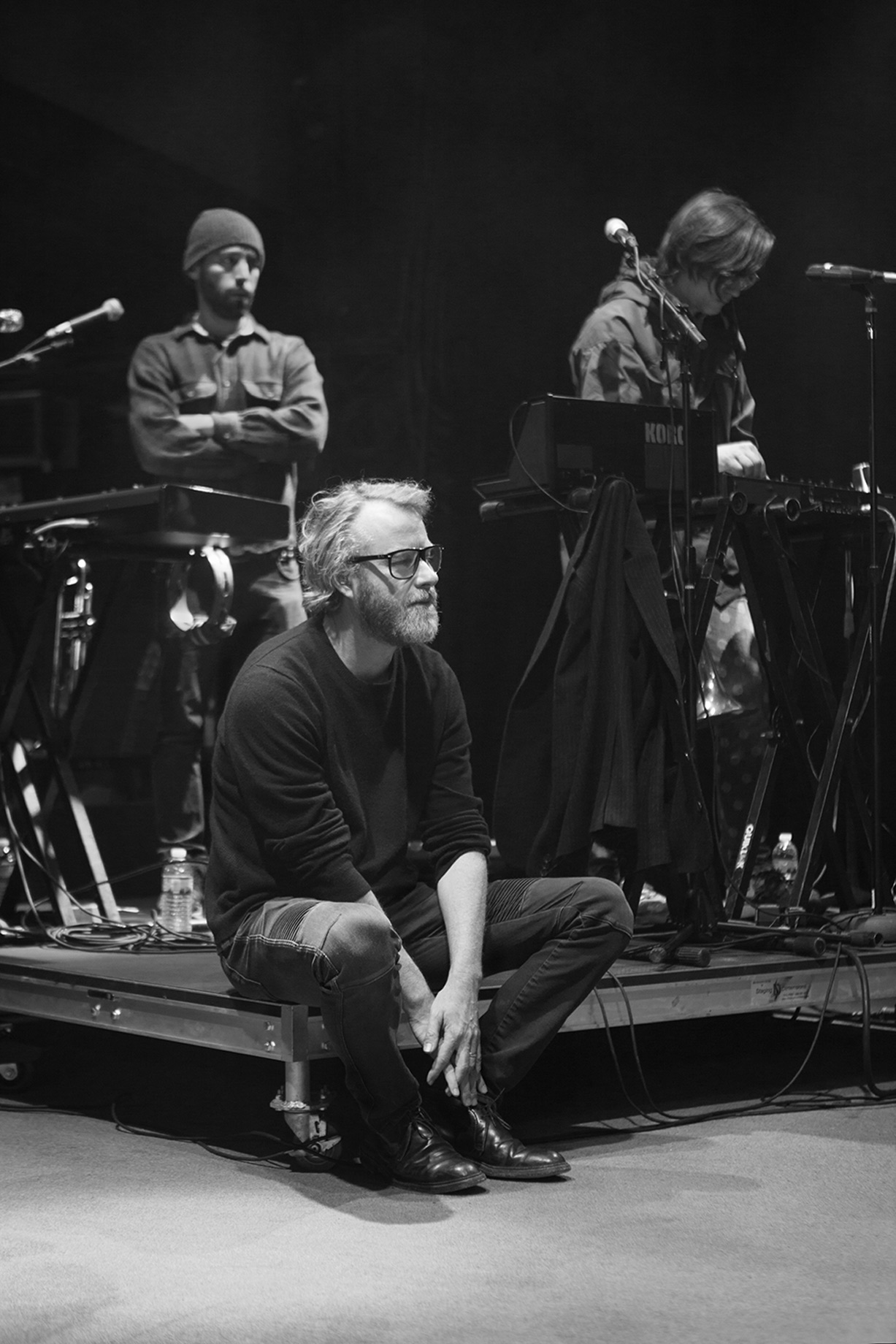 Matt Berninger, The National, 2017